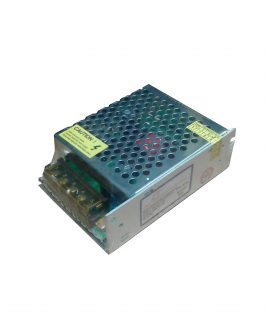 آداپتور 24 ولت 2 آمپر فلزی ( صنعتی )