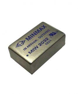 مبدل 48 ولت DC به 5 ولت DC مین مکس MIW2032