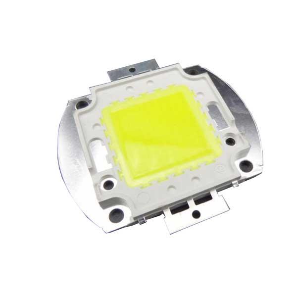 LED پاور 100 وات سفید مهتابی چیپ بزرگ