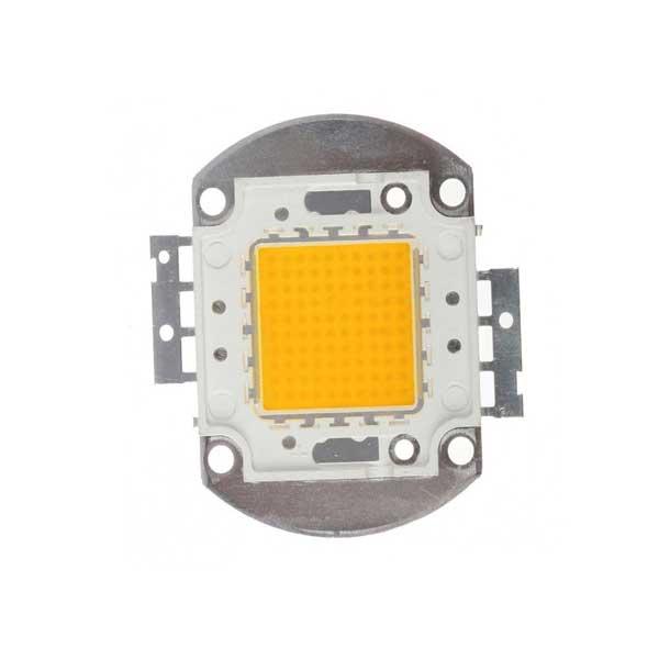 LED پاور 100 وات سفید آفتابی چیپ بزرگ