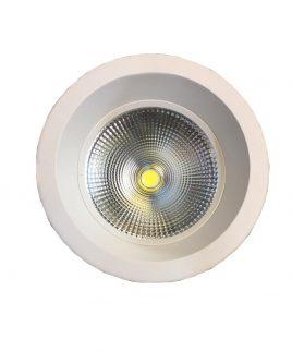 چراغ آماده سیلندری توکار ۱۲۰ به ۱۴۰ ۱۰ وات