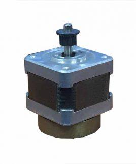 استپ موتور پرینتر سه بعدی 1.5 کیلویی ژاپنی SANYO 103-546-0410