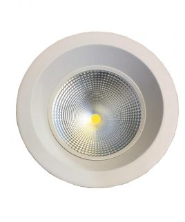 چراغ آماده سیلندری توکار ۱۹۰ به ۲۳۰ ۳۰ وات
