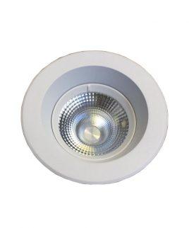 چراغ آماده سیلندری توکار ۸۰ به ۱۰۰ ۵ وات