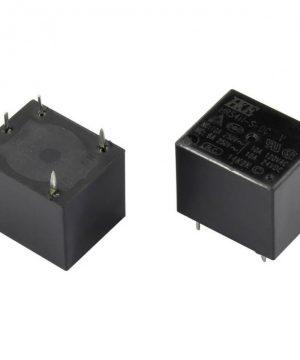 رله 5 ولت HKE میلون 10 آمپر تک کنتاکت HRS4H-S-DC5V