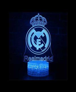 چراغ خواب لوگو رِئال مادرید