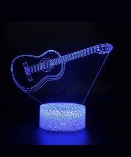 چراغ خواب طرح گیتار