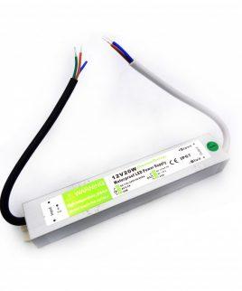 درایور LED ضد آب 20 وات کره ای