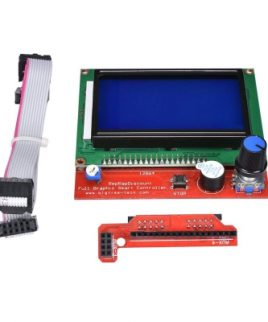 lcd پرینتر سه بعدی 12846 (ال سی دی) Full Graphic Smart Controller