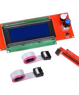 نمایشگر (LCD 2004) پرینترهای سه بعدی RepRap Smart Controller