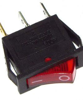 کلید راکر باریک چراغدار