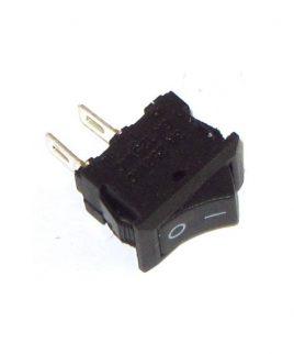 کلید راکر دو حالته کوچک دو پین 13X9X8