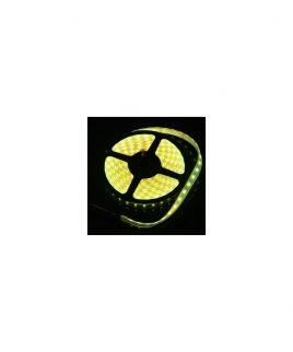 LED نواری زرد درشت 5050 60Pcs رول 5 متری