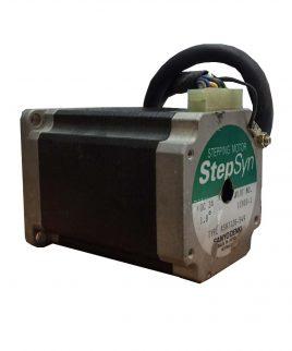 استپ موتور XSH7126-549 برند SANYO DENKI
