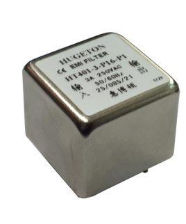 نویز فیلتر 3 آمپر HUGETON مدل HT401-3-P16-P1